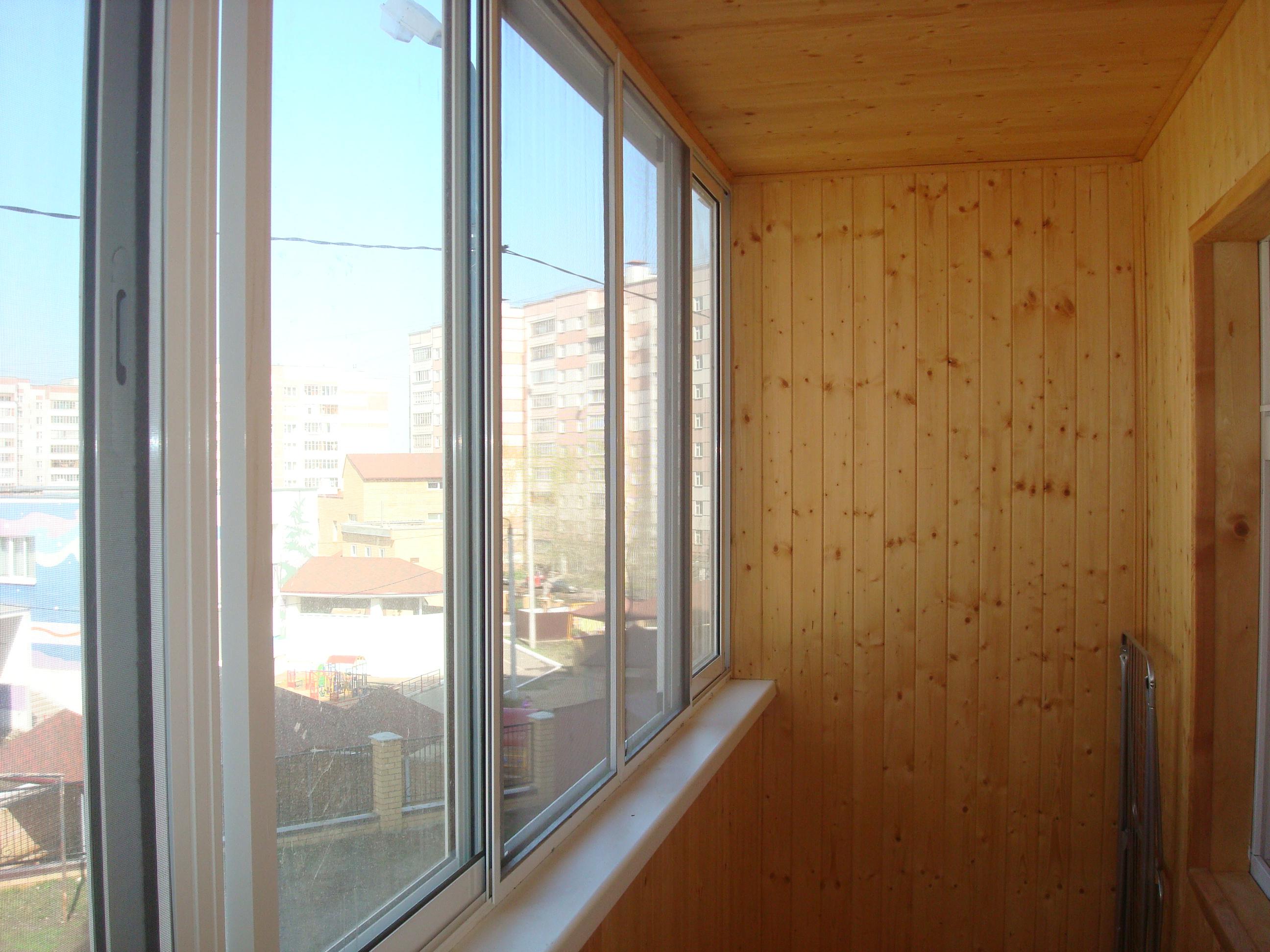 Благоустройство балконов, лоджий, дач. - алюминиевые рамы.